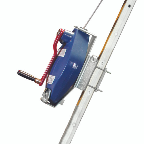 Falltech 7281 3-Way Retrieval SRL with 60' Galvanized Cable