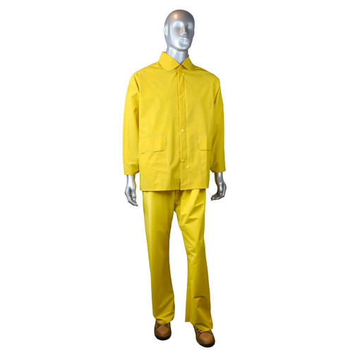 Radians RS01-NSYV ERW35 Economy Rainsuit