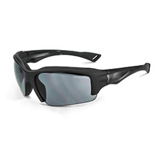 Radians 25221 Black Matte Frame Safety Glasses whit Smoke Lens (Dozen)
