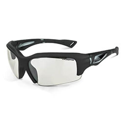 Radians 252215 Alpine Black Matte Frame Safety Glasses whit I-O Lens (Each)