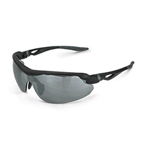 Radians 39223 Cirrus Matte Blk - Safety Glasses whit Silver Mirror (Dozen)