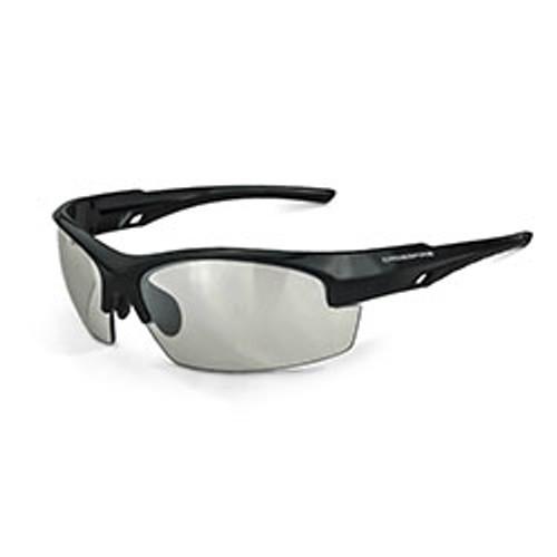 Radians 40412 Black Frame /Safety Glasses whit I-O Lens (Each)