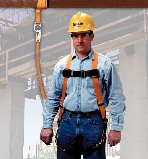Miller TCK4500-Z7/U/6FTAK Titan Construction Fall Protection Kit (Universal)