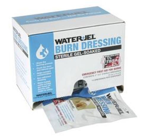 North 049078 Water-Jel Sterile Gel-Soaked Burn Dressing (60 Per Box)
