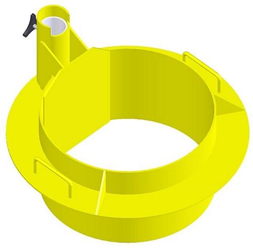 Miller DH-11/ Manhole Collar (17.5'' - 27.5'' Diameters)