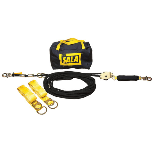 DBI SALA 7600510 Sayfline 100' Synthetic Horizontal Lifeline