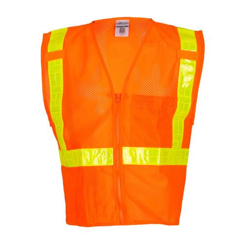 ML Kishigo 1077 Class 2 Orange Oralite All Mesh Vest
