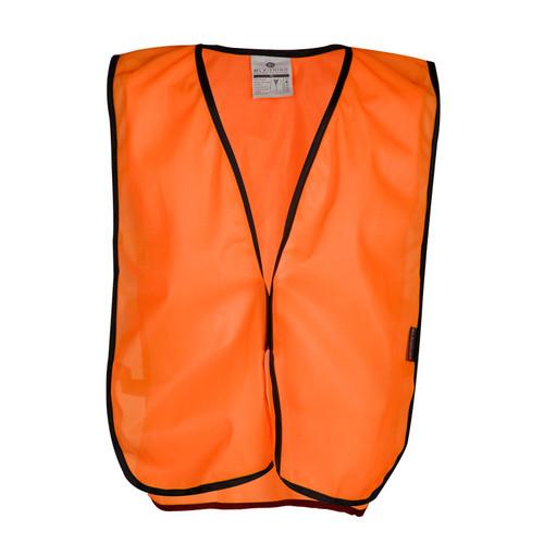 ML Kishigo T Series Orange Mesh Vest