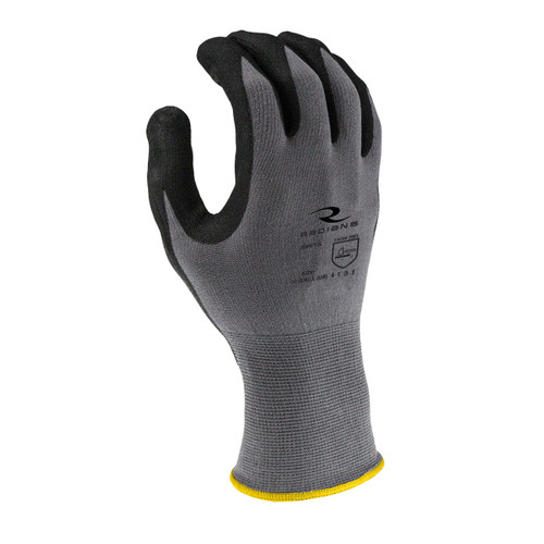 Radians RWG13 Foam Nitrile Gripper Safety Gloves (Pair)