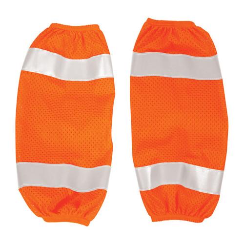 ML Kishigo 3931 Orange Mesh Gaiters