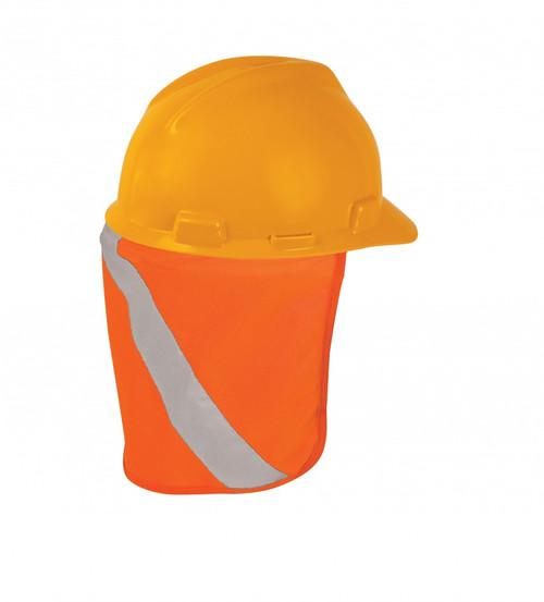 ML Kishigo 2809 Orange  Hard Hat Nape Protector