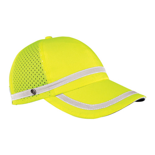 ML Kishigo 2854 Lime Baseball Cap