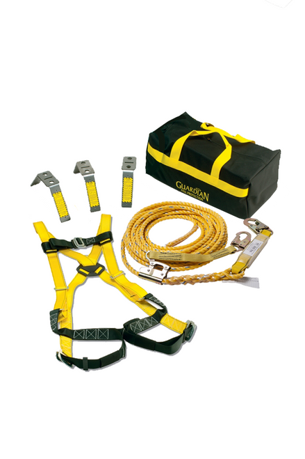 Guardian 00730 Sack of Safety with Snappy Disposable Anchor