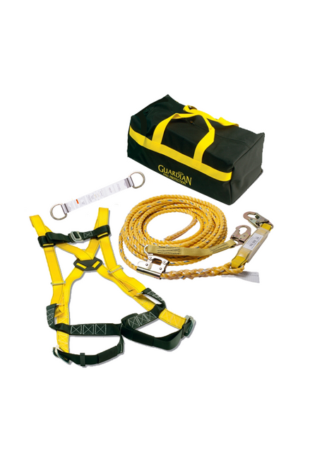 Guardian 00740 Sack of Safety with Ridge It Anchor 2 D rings