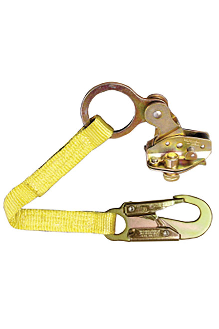 Guardian 01500 Rope Grab with 18'' Extension Lanyard