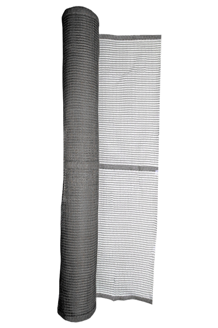 Guardian 70009 Black Pro Knit Debris Netting 8 1/2' X 150'