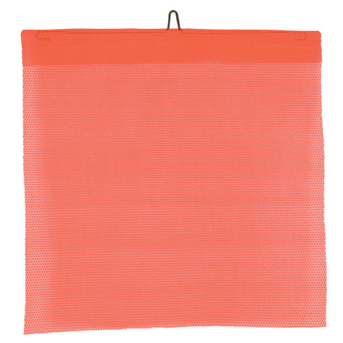 ML Kishigo D-5971 Mesh Standard Overhang Warning Flag