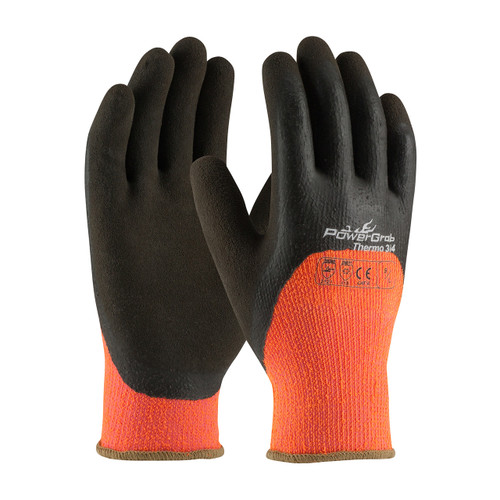 PIP 41-1475 Winter Glove with Grip on Palm Fingers & Knuckles (Dozen)