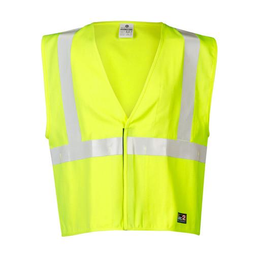 ML Kishigo F442 FR Economy Lime Vest