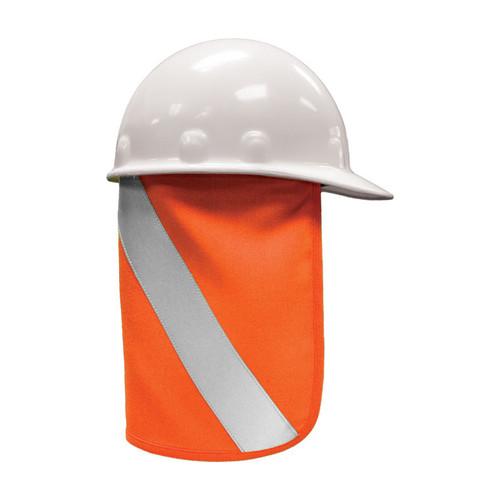 ML Kishigo F2803 FR Orange Hard Hat Nape Protector