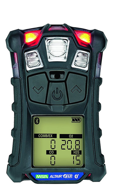 MSA 4XR Altair Bluetooth Multi Gas Monitor (LEL, O2, CO, H2S)