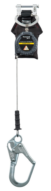 Miller MFLEC-4/6FT Cable Retractable with Rebar Hook 6'