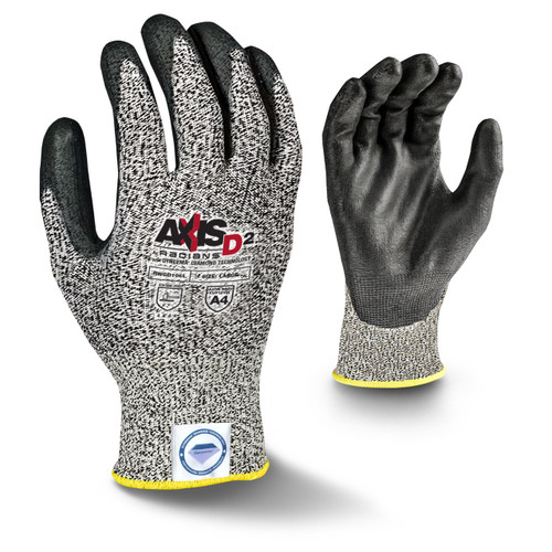 Radians RWGD106 Cut Protection Level A4 Glove with Dyneema (Dozen)