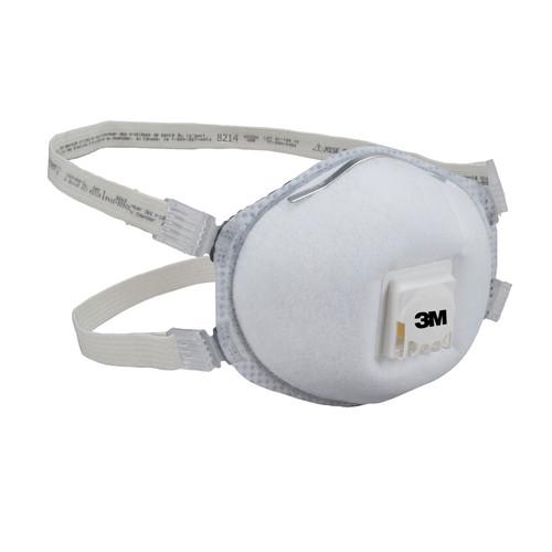 3M 8214 Welding Series N95 Cool Flow Respirator (Box/10)