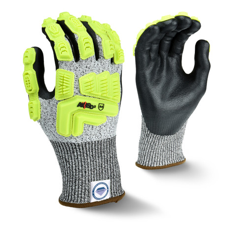 Radians RWGD110 Cut Protection Level A4 Glove with Dyneema (Dozen)