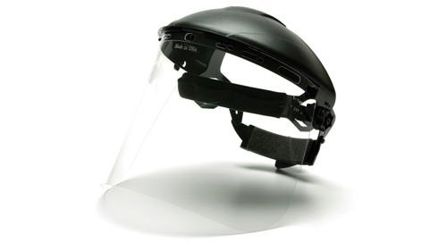 Pyramex S1010 Polyethylene Face Shield