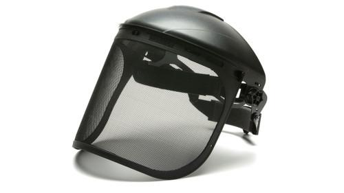 Pyramex S1060 Steel Wire Mesh Face Shield