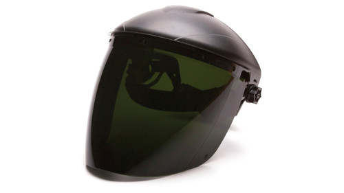 Pyramex S1150 Tapered IR5 Polycarbonate Face Shield