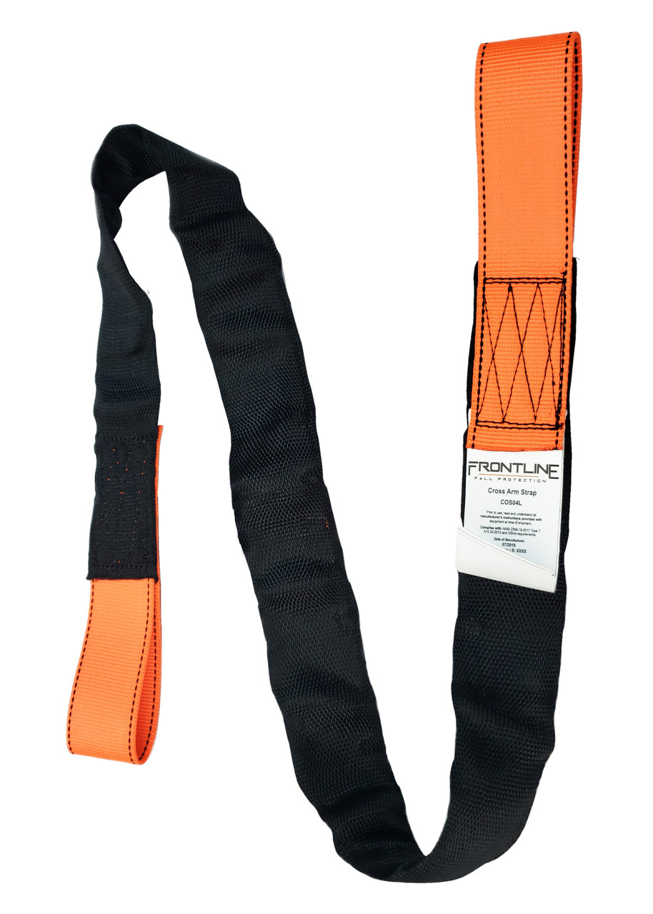 Frontline COS04L Concrete Embed 4' Anchor Strap Looped End