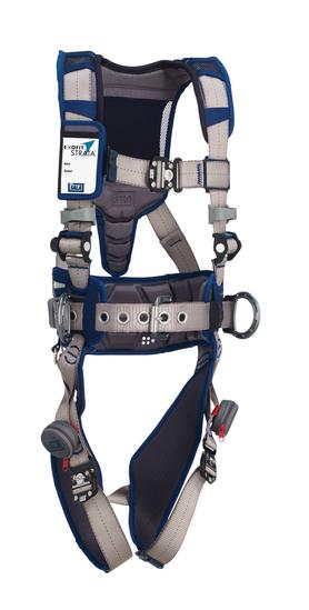 DBI SALA ExoFit STRATA Construction Harness back side D-rings