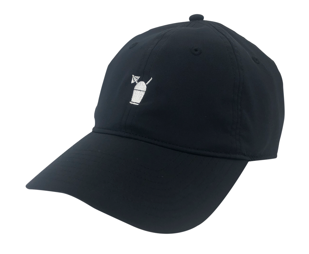 Black Hat with White Snolo