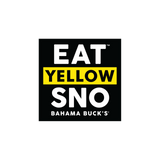 Eat Yellow Sno - Vinyl Sticker