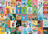 Bahama Buck's 30th Anniversary Puzzle assembled