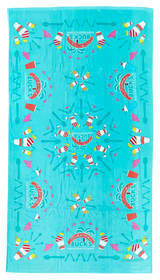 Bahama Buck's Beach Towel