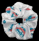 Original Logo Scrunchie detail