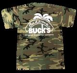 Bahama Buck's Camo Tee