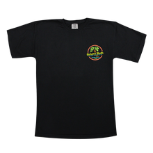 Front of neon sign tee