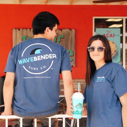 Wavebender Tee