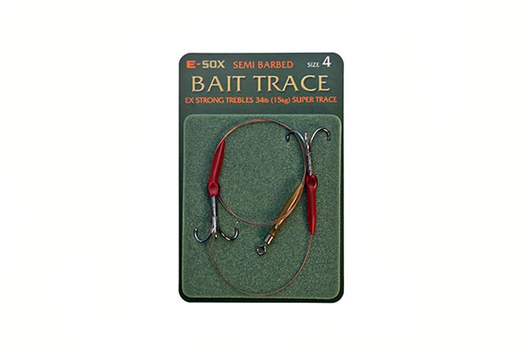 Drennan E-Sox Semi-Barbed Bait Trace