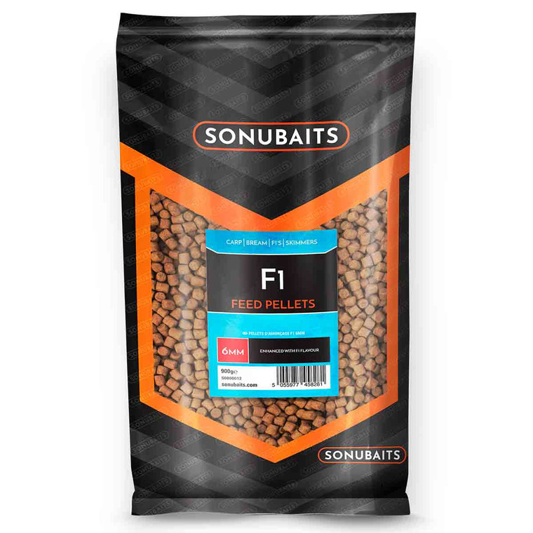 Sonubaits F1 Feed Pellets