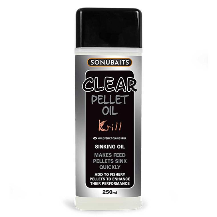 Sonubaits Krill Clear Pellet Oil