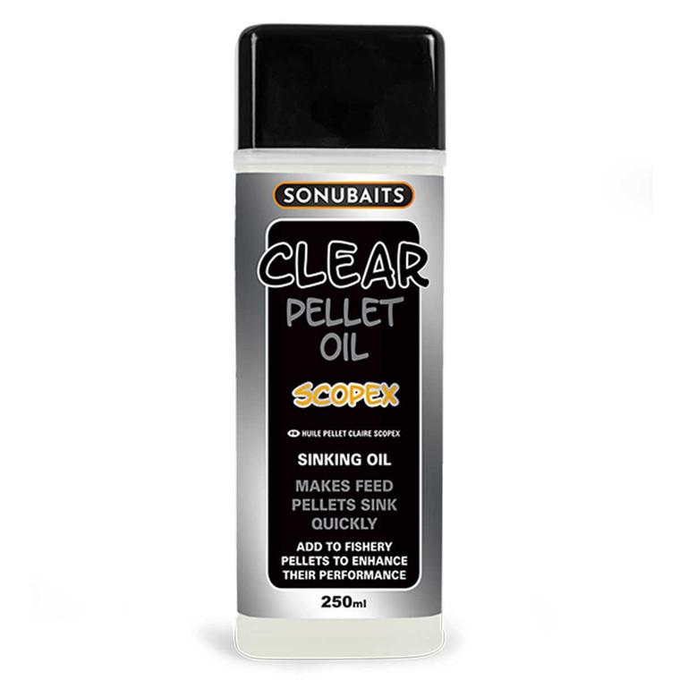 Sonubaits Scopex Clear Pellet Oil