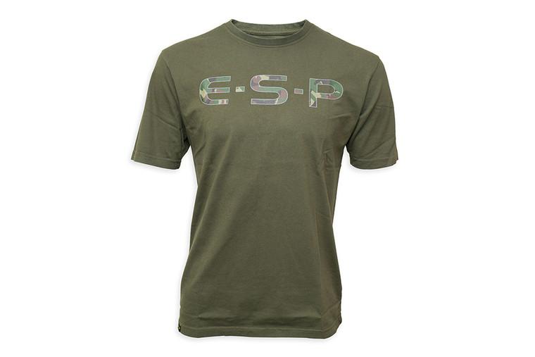 ESP Camo Logo T-Shirts