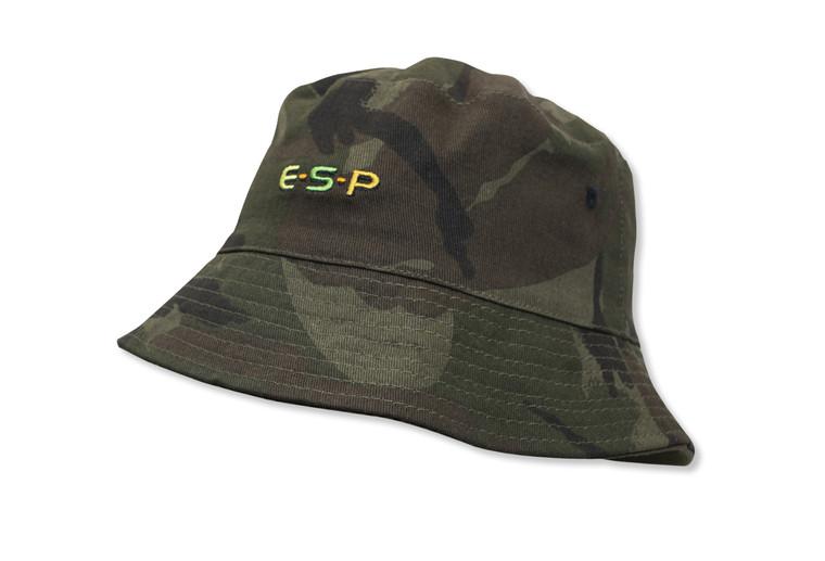 ESP Reversible Camo/Olive Bucket Hat