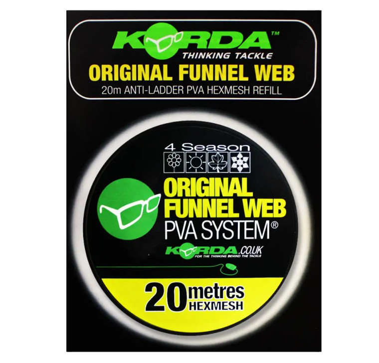 Korda Original Funnel Web Refils