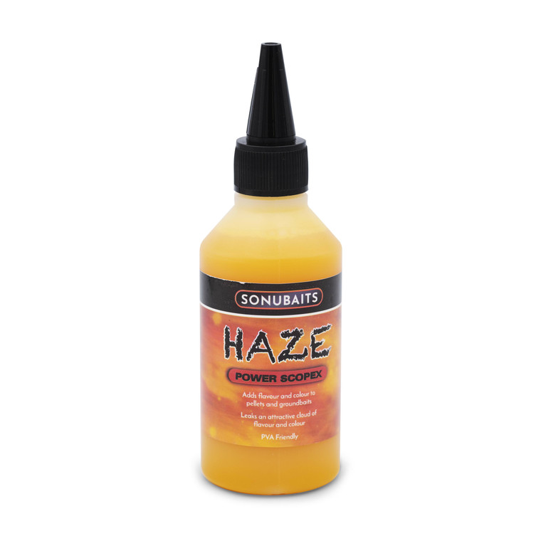 Sonubaits Power Scopex Haze Liquid